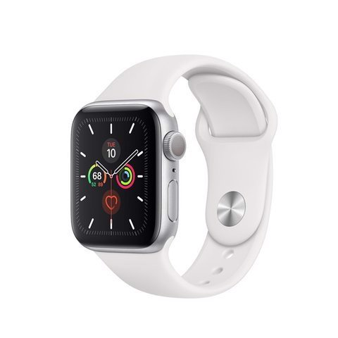 Apple Watch S5 GPS - Nhôm Silver 44mm MWVD2 (nhập khẩu)