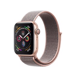Apple Watch Series 4 (GPS) 40mm Rose Gold - MU692
