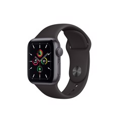 Apple Watch SE GPS - Nhôm Gray 40mm MYDP2(nhập khẩu)