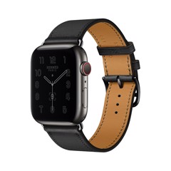 Apple Watch Series 6 LTE - HERMES 40 Full Black