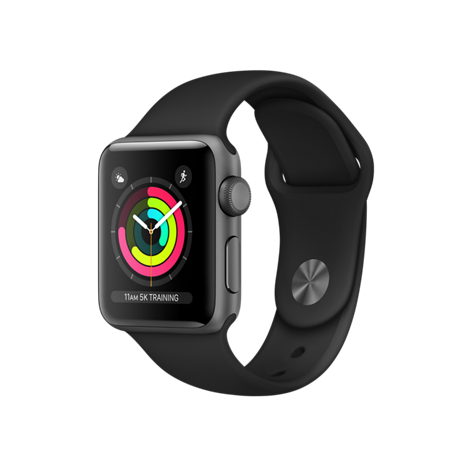 Apple Watch Series 3 (GPS) 38mm - MTF02