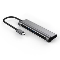 Cổng chuyển JCPal USB-C Multiport 6 in 1 Adapter