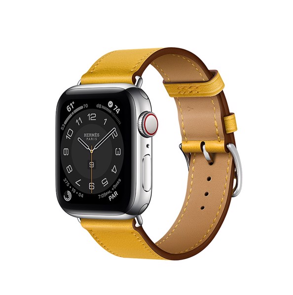 Apple Watch Series 6 LTE - HERMES 40 Vàng
