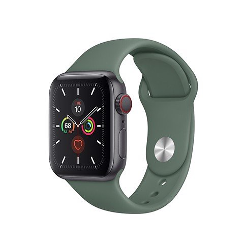 Apple Watch S5 LTE - Nhôm Gray 44mm (nhập khẩu)