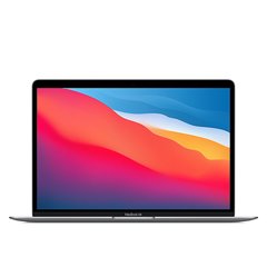 Macbook Air 2020 New Gray 256GB M1 (MGN63) - Nhập Khẩu
