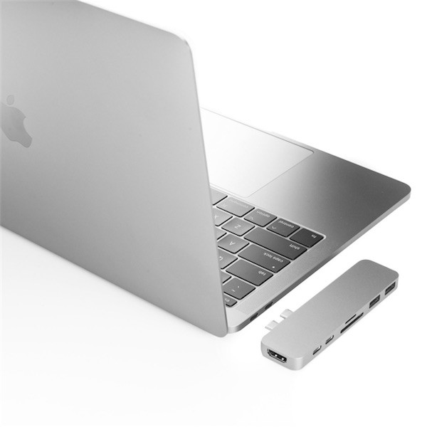 HyperDrive DUO Hub 7 In 2 (Cho MacBook Pro 2016/2017)