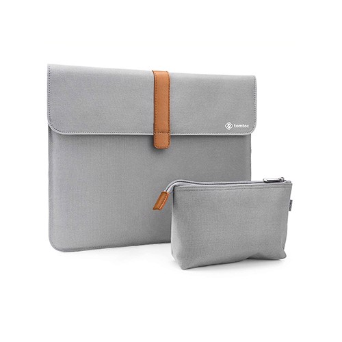 Túi Chống Sốc Tomtoc (USA) Envelope + Pouch New Macbook 13