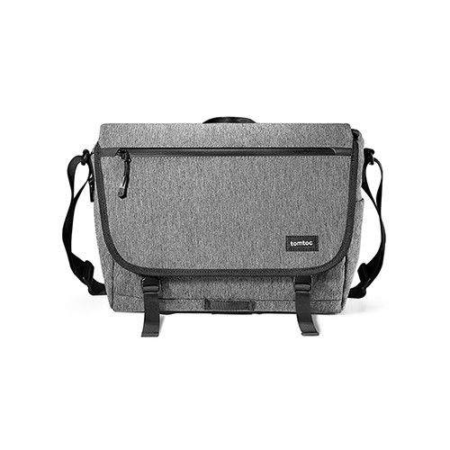 TÚI ĐEO VAI TOMTOC (USA) CASUAL MESSENGER MULTI-FUNCTION FOR ULTRABOOK 13″-13.5″ -A47