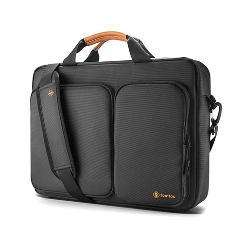 TÚI XÁCH TOMTOC (USA) TRAVEL BRIEFCASE FOR ULTRABOOK 15″ A49-E01