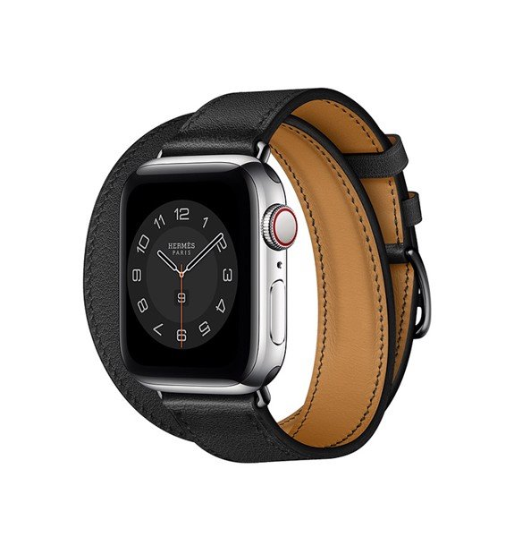 Apple Watch Series 6 LTE - HERMES 44 Butterfly Black