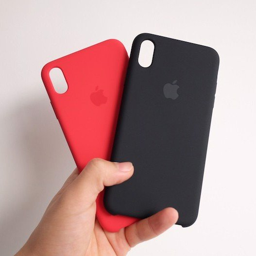 Ốp lưng Apple Silicon case cho iPhone XS MAX
