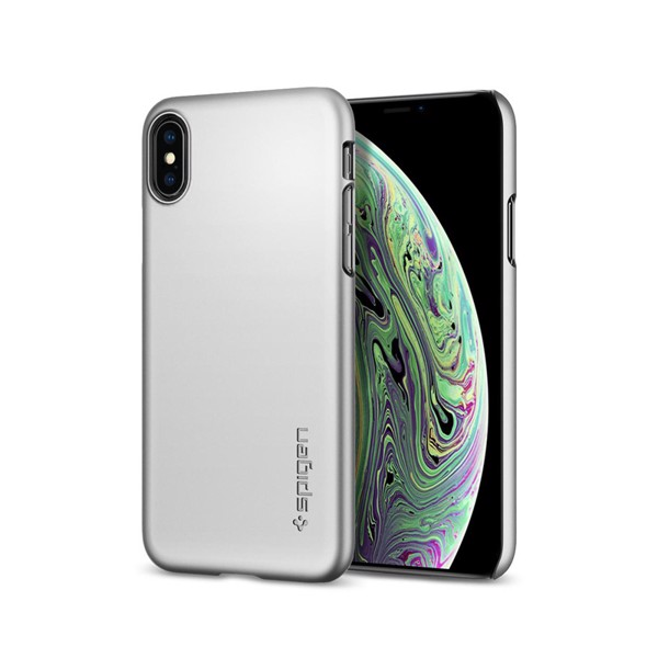 Ốp lưng cho iPhone X/XS Spigen Thin Fit