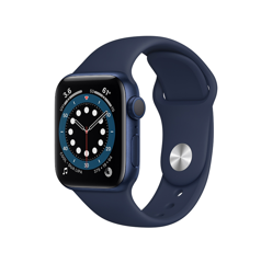 Apple Watch Series 6 GPS - Nhôm xanh 40mm MG143 (nhập khẩu)