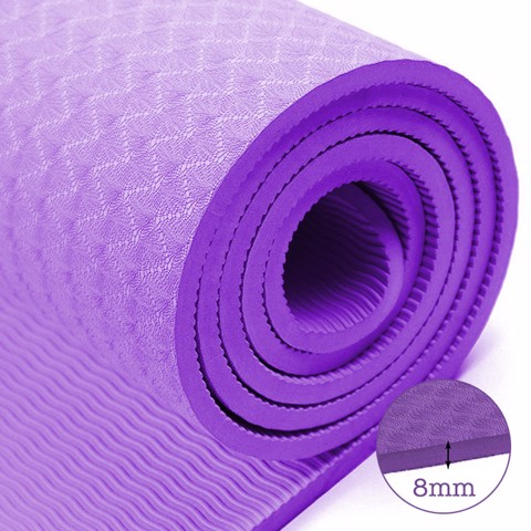 THẢM YOGA VINSA 8MM