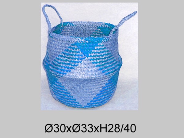 Rổ CR005 || Rattan basket CR005
