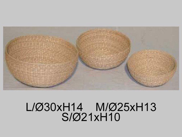 Rổ CR007 || Rattan basket CR007