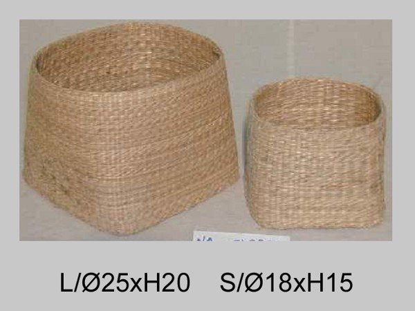 Rổ CR003 || Rattan basket CR003