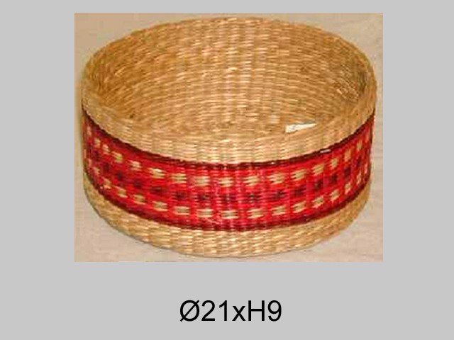 Rổ CR002 || Rattan basket CR003