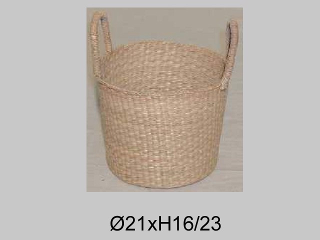 Rổ CR008 || Rattan basket CR008