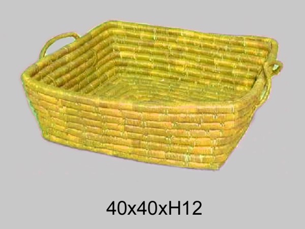 Rổ CR006 || Rattan basket CR006