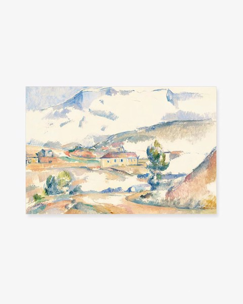 Tranh Country Landscape Painting