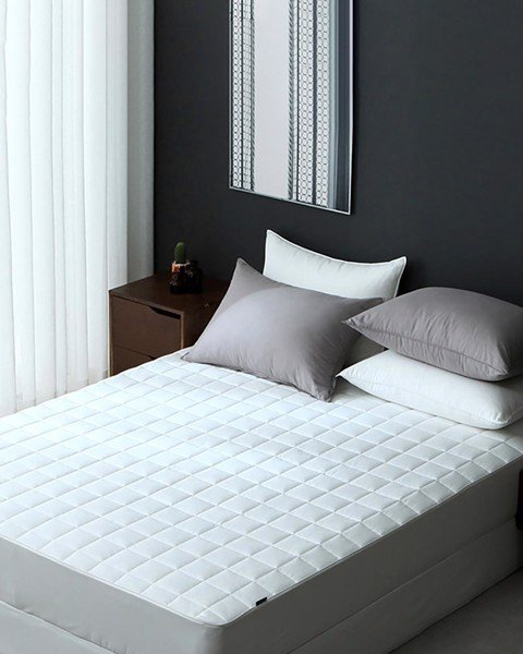 Bọc Nệm Plain Quilting Mattress Cover