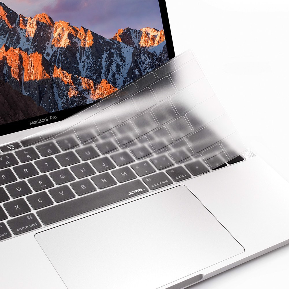 PHỦ PHÍM JCPAL FITSKIN TPU FOR MACBOOK PRO 2019