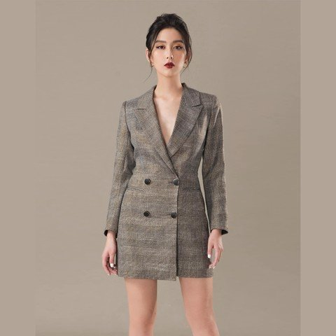 Váy liền Blazer Dress 2ND DATE