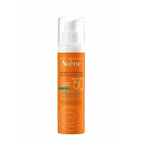 Kem chống nắng Avene Protection Cleanance sunscreen SPF 30 50 ml