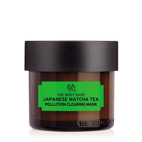 Mặt nạ The Body Shop Japanese Matcha Tea Pollution Clearing 75ml