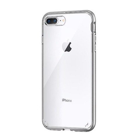 Ốp Lưng Trong Suốt Silicon KTS Design Cho iPhone