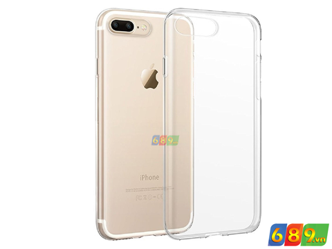 Ốp Lưng Silicon Trong Suốt Case IP 7G