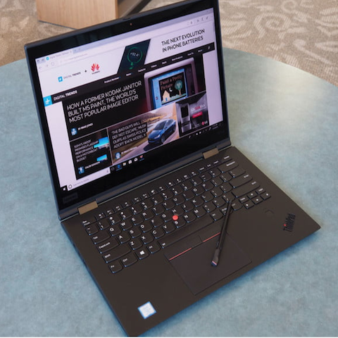 THINKPAD X1 YOGA GEN 3 - i7 8650U/16GB/512GB/WQHD 14