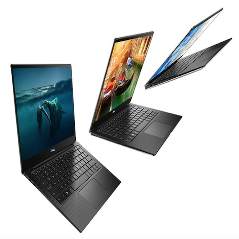 DELL XPS 7390 - I7 10710U/RAM 8GB/SSD 256GB/13.3