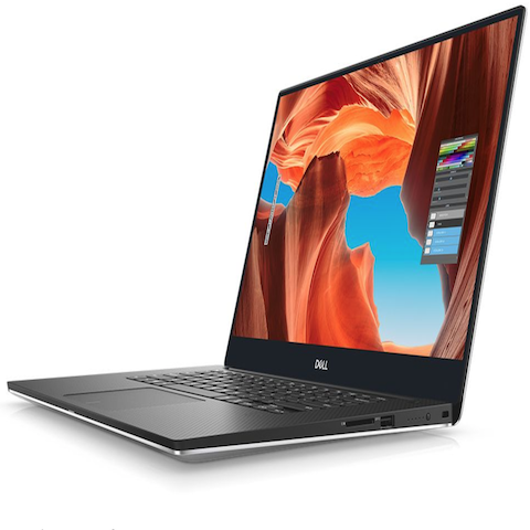 DELL PRECISION 5540 - i7 9750H/16GB/512 SSD/QUADRO T1000/FHD 15.6