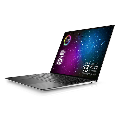 DELL XPS 9300 - I5 1035G1/8GB/256GB/FHD Touch 13.4