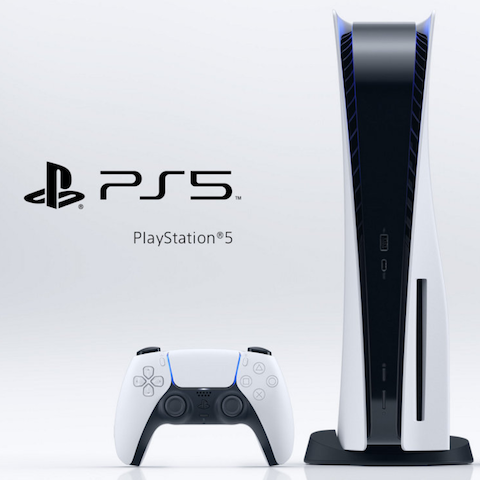 PLAYSTATION 5 COMMING