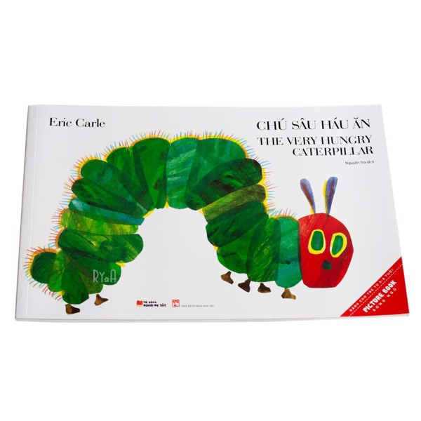 Chú sâu háu ăn - The very hungry caterpillar - Eric Carle