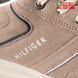 Giày Sneaker Tommy Hilfiger Brown Big Size