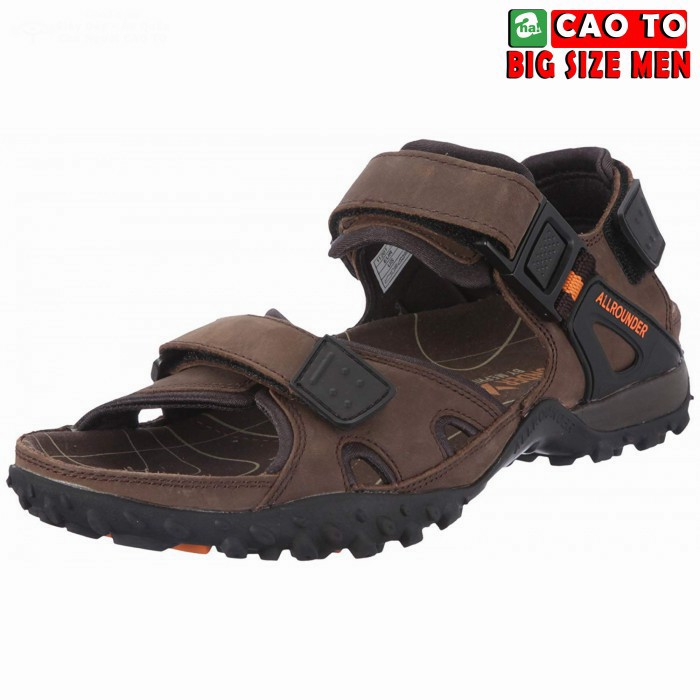 Sandal Big size Allrounder ROCK C.HORSE 3 US-UK