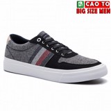 Giày Sneakers Tommy Black Grey