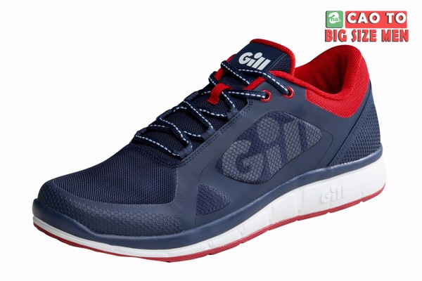 Giày Sneakers Gill Mawgan Sailing Big Size
