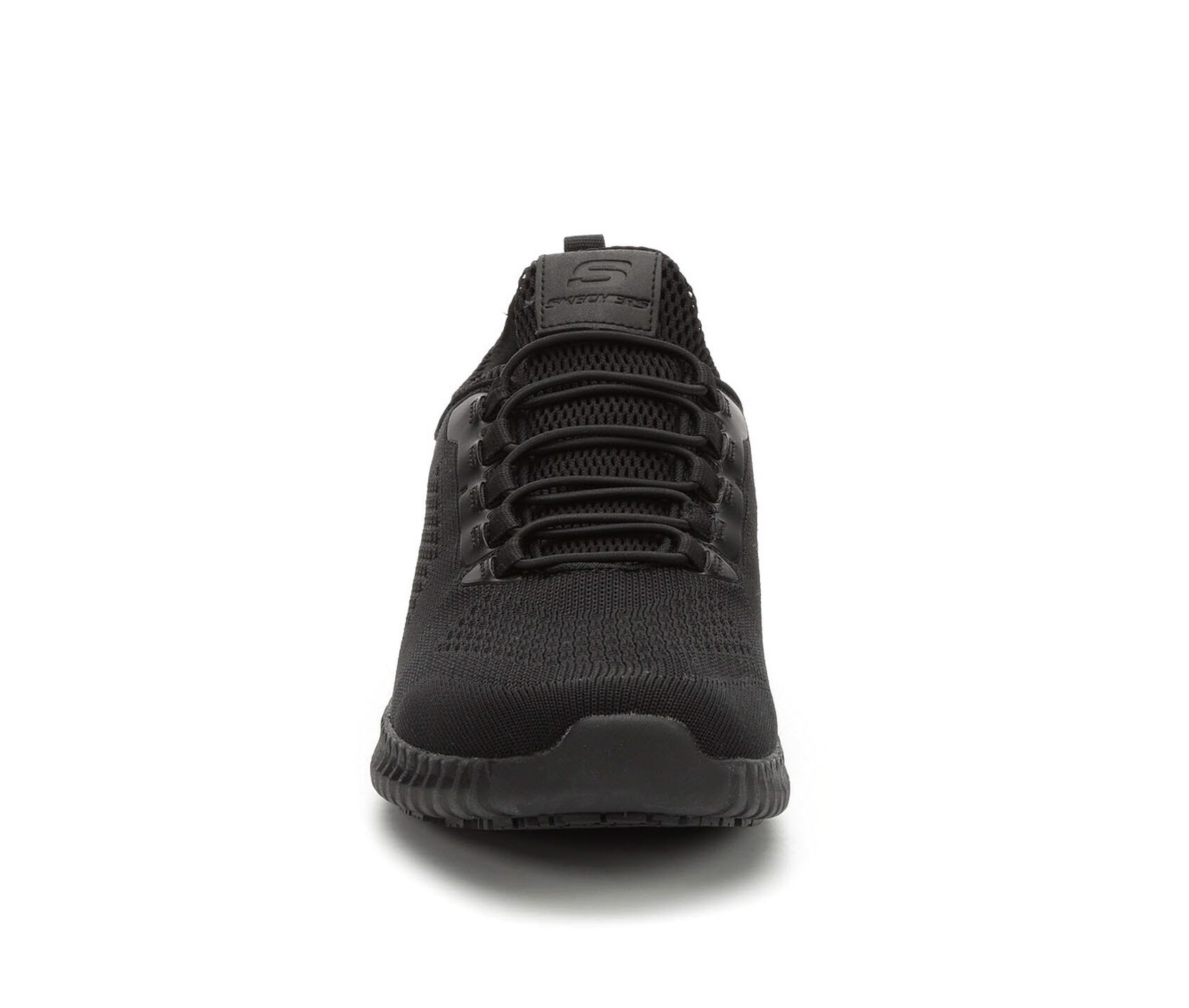 Giày Sneaker Skechers Cessnock Black Big Size Men 44 45 46 47 48 49 50