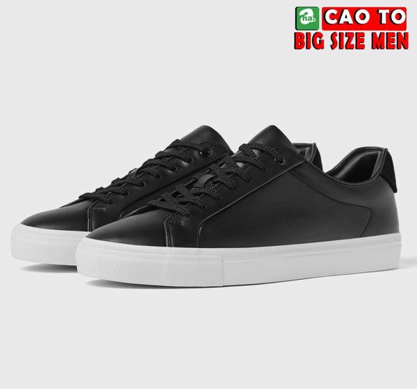 Giày Sneakers Zara Full Black