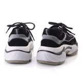Giày OSport 3.0 Sneaker Men Black White Fashion