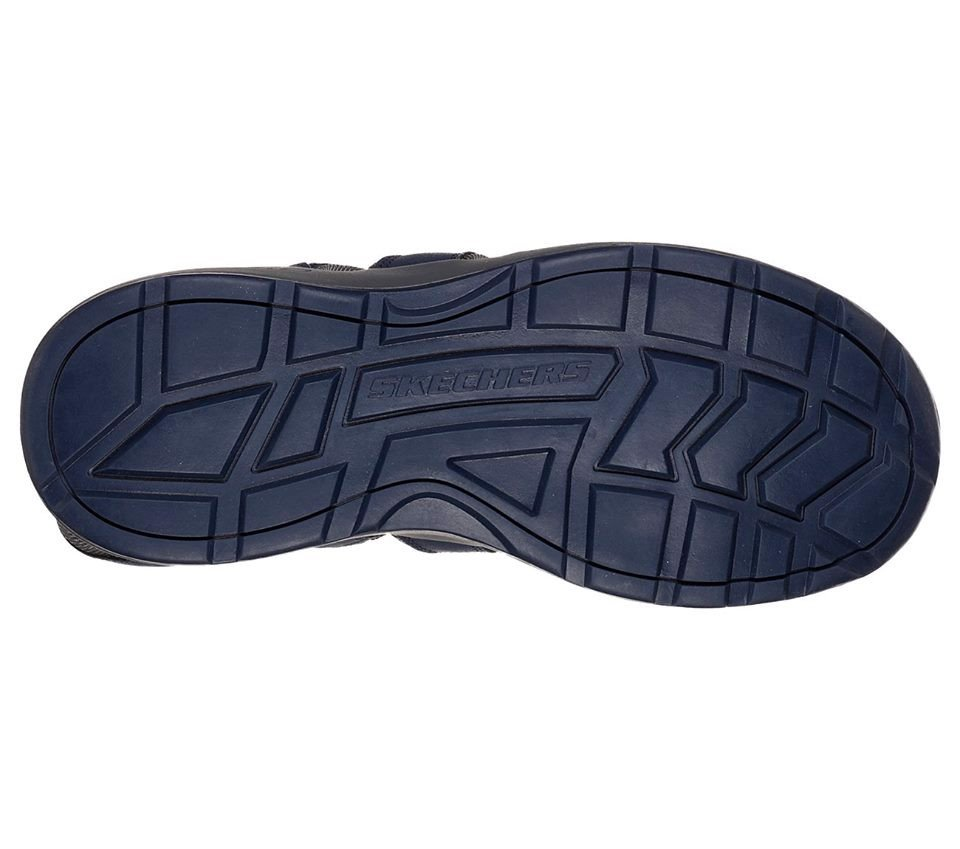 Sandal Skechers Navy Big Size