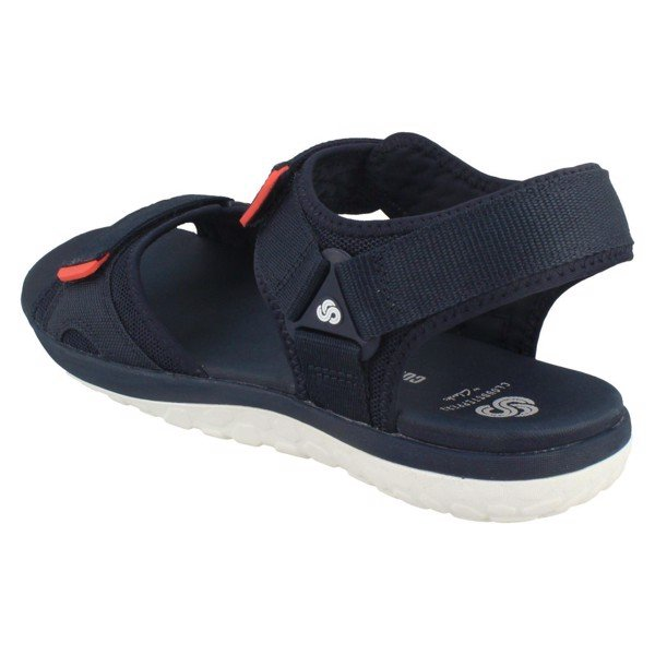 Sandal Cushion Xanh Navy Big Size