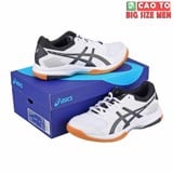 Giày tennis Asics Gel Rocket 8 White Bigsize