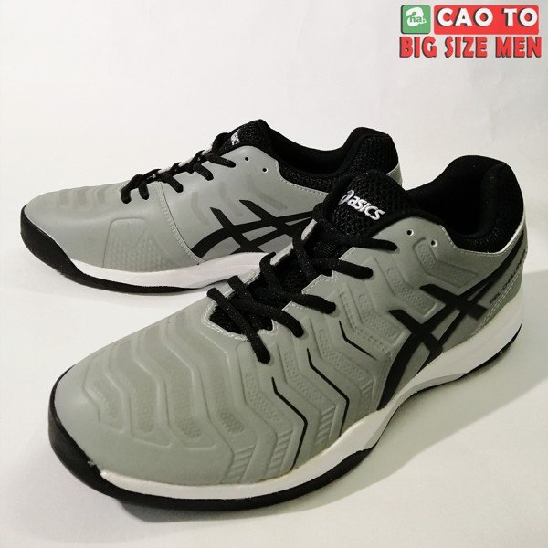 Giày tennis Asics Gel-Rocket 8 Grey