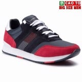 Giày Sneakers Thể Thao Tommy Hilfiger Red Chính Hãng Italy Big Size